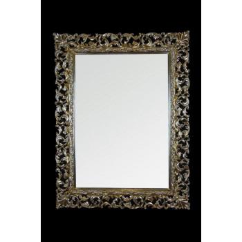 Зеркало прямоугольное настенное в багете «Бельфор»