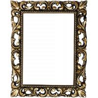 Зеркало прямоугольное настенное в багете «Финистер»
