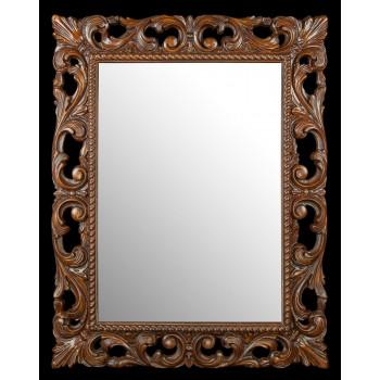 Зеркало прямоугольное настенное в багете «Лимож»
