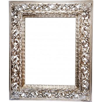 Зеркало прямоугольное настенное в багете «Аделаида»
