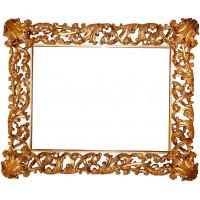 Зеркало прямоугольное настенное в багете «Монруж»