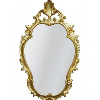 Фигурное зеркало в багете «Джули»