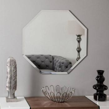 Восьмиугольное зеркало с фацетом Октагон Классик