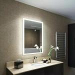 Навесные зеркала в ванную