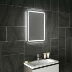 Зеркала в ванную с подогревом