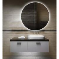 Круглое зеркало с задней LED подсветкой Annabella