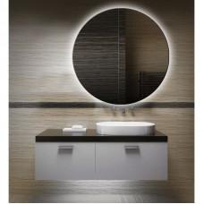 Круглое зеркало с задней LED подсветкой Анабелла
