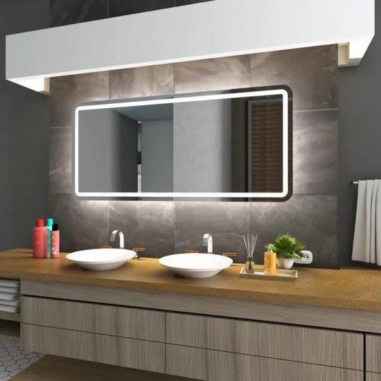Зеркало с LED подсветкой Bielefeld в интернет-магазине ROSESTAR фото