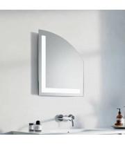 Геометрическое зеркало с LED подсветкой Gabriella