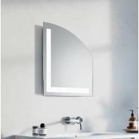 Геометрическое зеркало с LED подсветкой Габриэлла