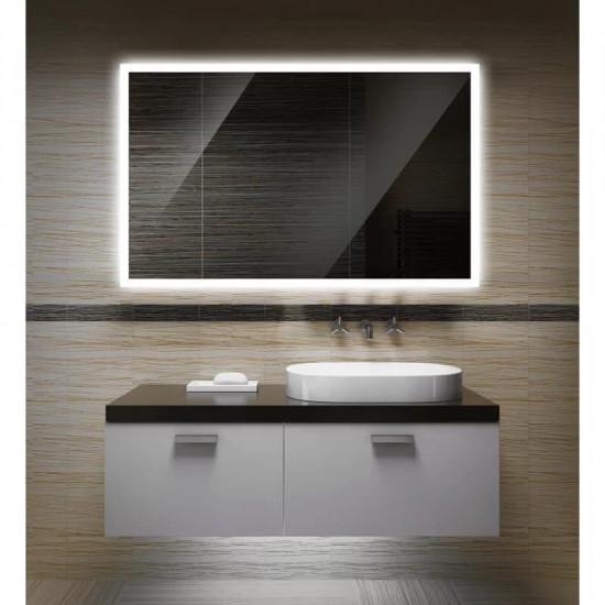 Зеркало с LED подсветкой Las Vegas в интернет-магазине ROSESTAR фото