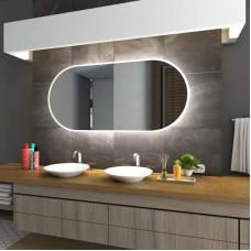 Зеркало с LED подсветкой Лейпциг