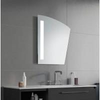 Геометрическое зеркало с LED подсветкой Leroy