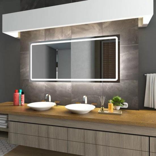 Зеркало с LED подсветкой Нюрнберг в интернет-магазине ROSESTAR фото