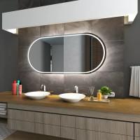 Зеркало с LED подсветкой Nizza