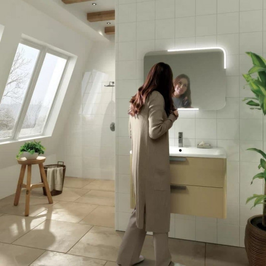 Зеркало с LED подсветкой Орб в интернет-магазине ROSESTAR фото