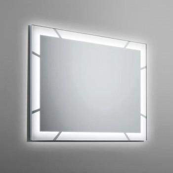 Зеркало с LED подсветкой Феникс