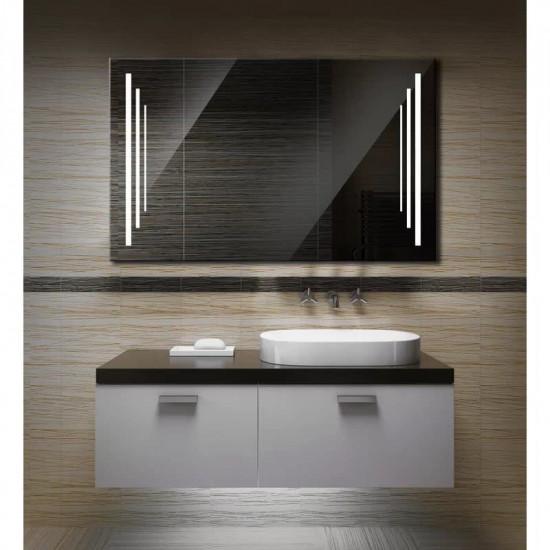 Зеркало с LED подсветкой Сантьяго в интернет-магазине ROSESTAR фото