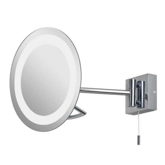 Зеркало настенное с подсветкой и с увеличением M0488 в интернет-магазине ROSESTAR фото