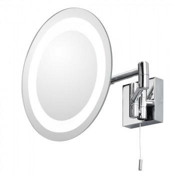 Зеркало настенное с подсветкой и с увеличением M0356