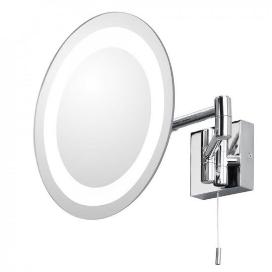 Зеркало настенное с подсветкой и с увеличением M0356 в интернет-магазине ROSESTAR фото