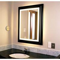 Зеркало в раме с LED подсветкой Boston
