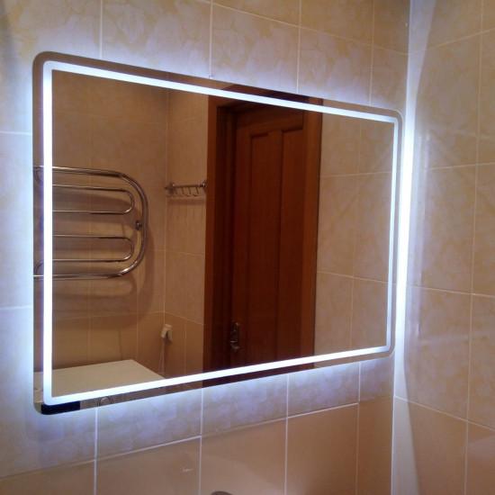 Зеркало с LED подсветкой Канны в интернет-магазине ROSESTAR фото