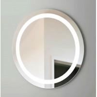 Круглое зеркало с LED подсветкой Сircus