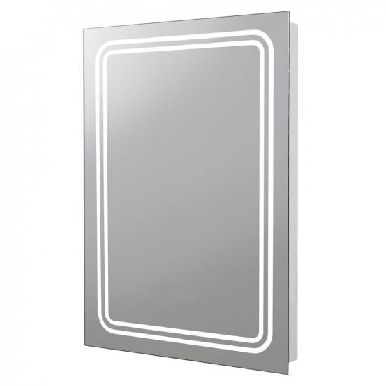 Зеркало с LED подсветкой Лайн в интернет-магазине ROSESTAR фото