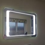Зеркала с подсветкой 80 см