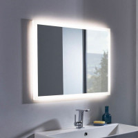 Зеркало с LED подсветкой Родес