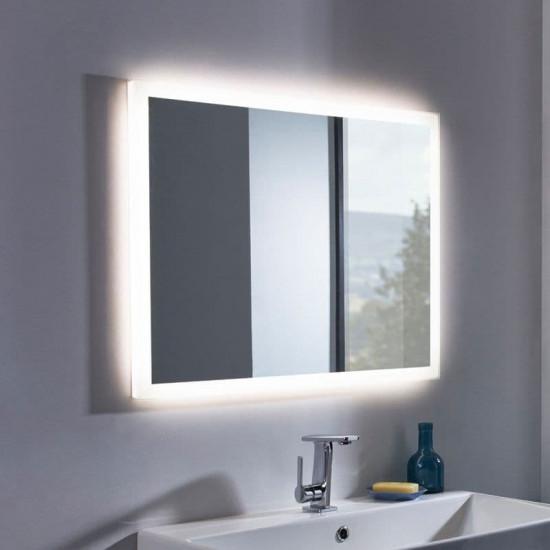 Зеркало с LED подсветкой Родес в интернет-магазине ROSESTAR фото