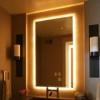 Зеркала с подсветкой и подогревом в ванную