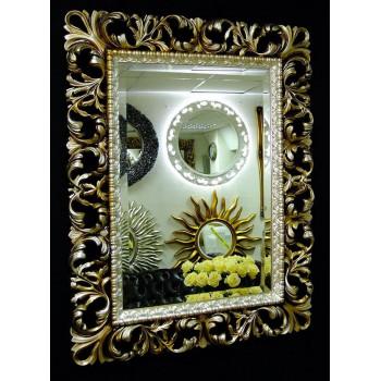 Зеркало в раме «Ингрид» Античное Золото