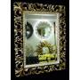 Зеркало в раме «Ингрид» Античное Золото в интернет-магазине ROSESTAR фото