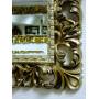 Зеркало в раме «Ингрид» Античное Золото в интернет-магазине ROSESTAR фото 2