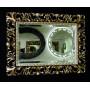Зеркало в раме «Ингрид» Античное Золото в интернет-магазине ROSESTAR фото 1