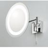 Увеличительные зеркала в ванную