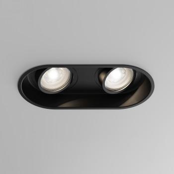 Встраиваемый светильник Minima Round Twin Adjustable 1249029