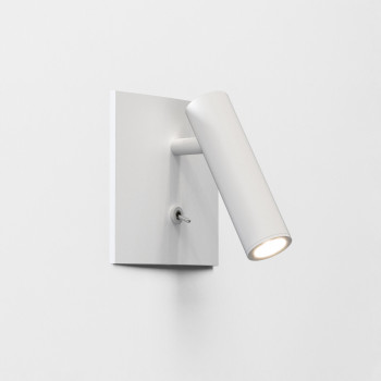 Светильник для чтения Enna Square Switched LED 1058016