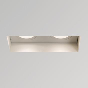 Встраиваемый светильник Trimless Twin Adjustable Fire-Rated 1248008
