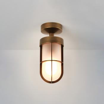 Потолочный светильник Cabin Semi Flush Frosted 1368012
