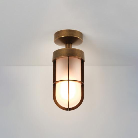 Потолочный светильник Cabin Semi Flush Frosted 1368012 в интернет-магазине ROSESTAR фото