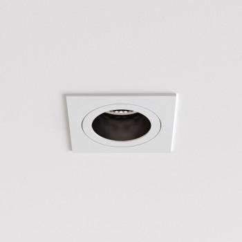 Встраиваемый светильник Pinhole Slimline Square Fixed Fire-Rated IP65 1434002