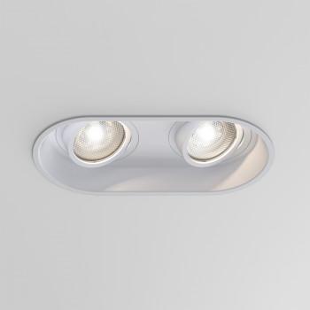 Встраиваемый светильник Minima Round Twin Adjustable 1249028