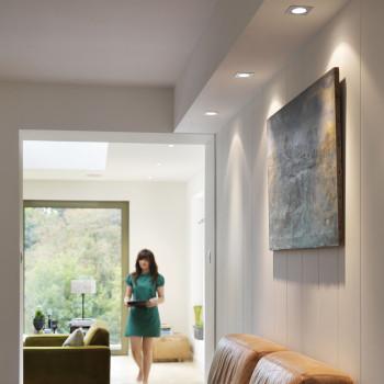 Встраиваемый светильник Taro Square Adjustable 1240012