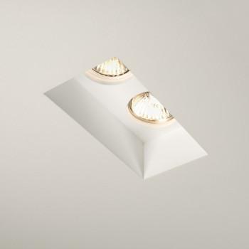 Встраиваемый светильник Blanco Twin Fixed 1253001