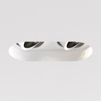 Встраиваемый светильник Trimless Round Twin Adjustable 1248021