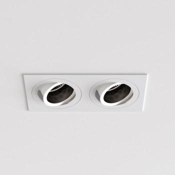 Встраиваемый светильник Pinhole Square Twin Adjustable 1434005