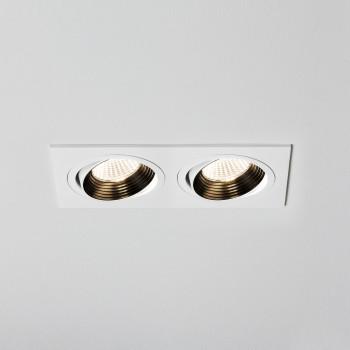 Встраиваемый светильник Aprilia Twin 3000K 1256019